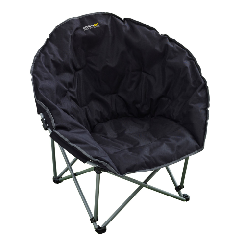 Regatta CASTILLO PADDED CHAIR - BLACK